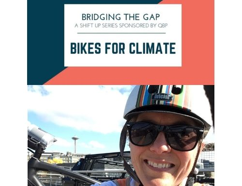 ShiftUp Podcast #Bikes4Climate Conversation