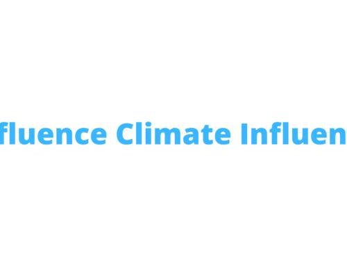 Leverage #COP26 Twitter BETTER (fast), Climate Communicators